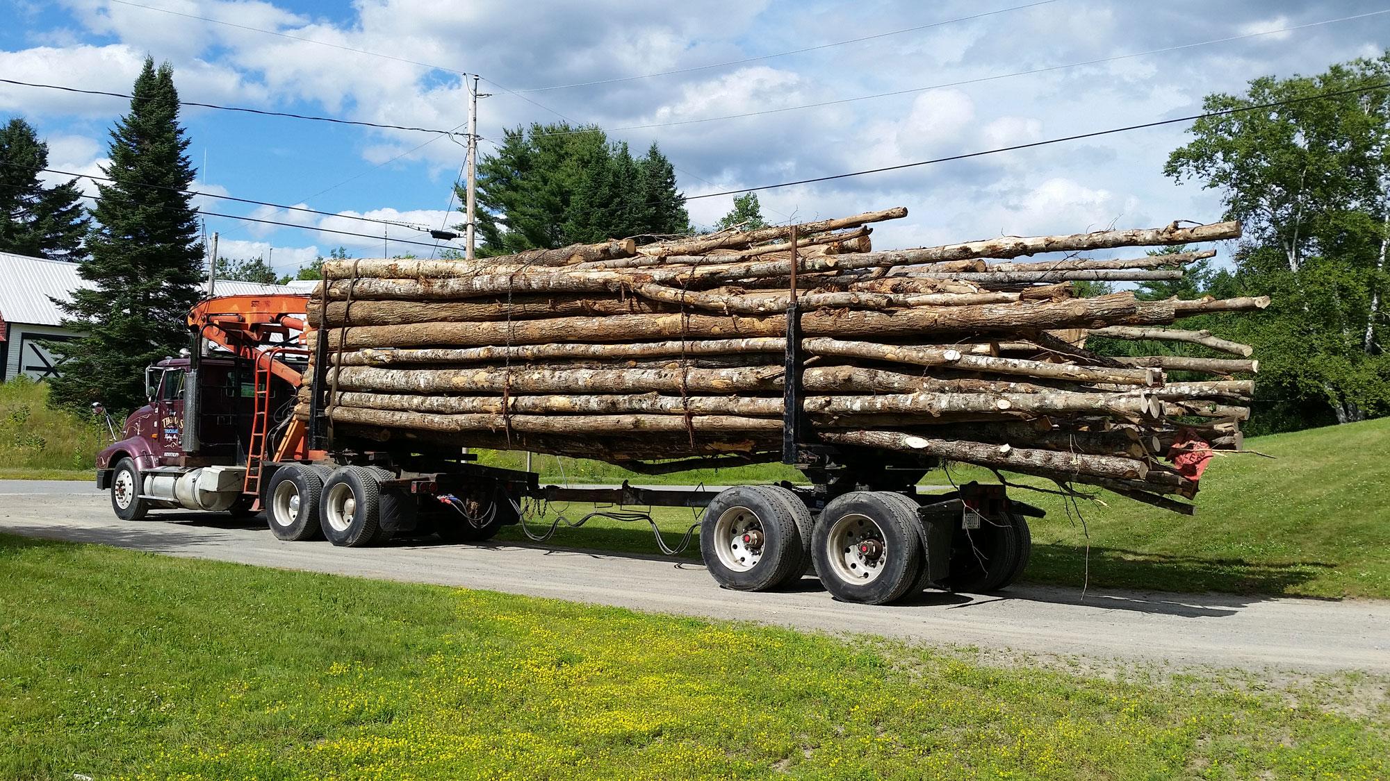 Doug Thomas firewood